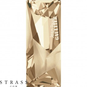 Cristalli a Swarovski 4924 Crystal (001) Golden Shadow (GSHA)