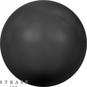 Cristalli a Swarovski 5810 Crystal (001) Mystic Black Pearl (335)