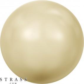 Cristalli a Swarovski 5810 Crystal (001) Light Gold Pearl (539)