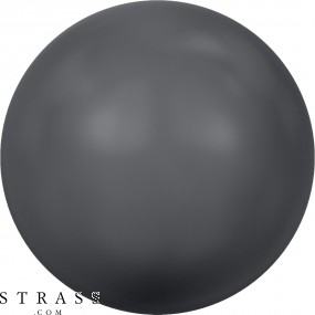 Cristalli a Swarovski 5810 Crystal (001) Dark Grey Pearl (617)
