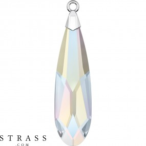 Cristalli a Swarovski 6533 Crystal (001) Aurore Boréale (AB)