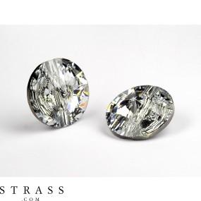 Cristalli a Swarovski 3015 MM 10,0 CRYSTAL F (188010)