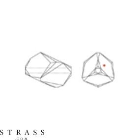 Cristalli a Preciosa 8547 MM 28,0 CRYSTAL B (989474)