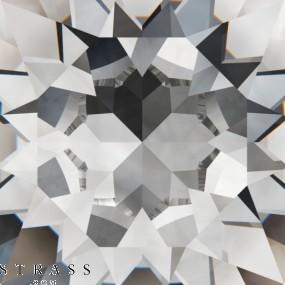 Cristalli a Swarovski 65M001 MM 11,5 GOLD (5155830)