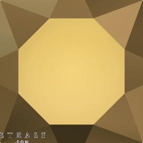 Cristalli a Swarovski 2028 Crystal (001) Dorado (DOR)