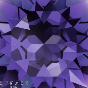 Cristalli a Swarovski 2028 Purple Velvet (277)