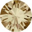 Cristalli a Swarovski 1028 Crystal (001) Golden Shadow (GSHA)