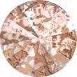 Cristalli a Swarovski 1122 Crystal (001) Rose Patina (ROSPA)