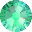 Cristalli a Swarovski 2058 Blue Zircon (229) Aurore Boréale (AB)