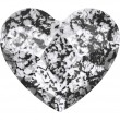 Cristalli a Preciosa 2808 Crystal (001) Black Patina (BLAPA)