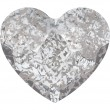 Cristalli a Swarovski 2808 Crystal (001) Silver Patina (SILPA)