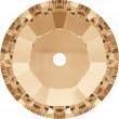 Cristalli a Swarovski 3128 Crystal (001) Golden Shadow (GSHA)