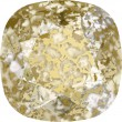 Cristalli a Swarovski 4470 Crystal (001) Gold Patina (GOLPA)