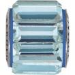 Cristalli a Swarovski 180301 Aquamarine (202)