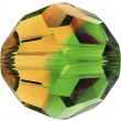 Cristalli a Swarovski 5000 Fern Green Topaz Blend (724)