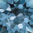 Cristalli a Swarovski 5727 Denim Blue (266)